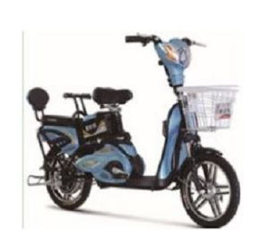 350W 48V Lead-Acid Battery Electric Bicycle (XF-2) pictures & photos