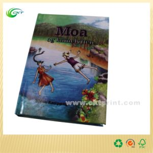 Cutomized Book Printing for Children Book, Booklet, Magazine (CKT-BK-1062)