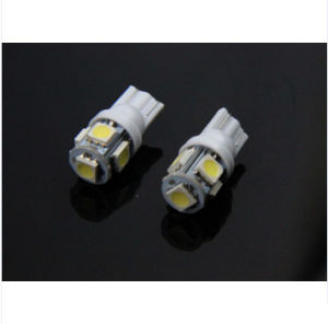 Top Quality T10 5050 5 Watt Canbus 194 5SMD 5 LED