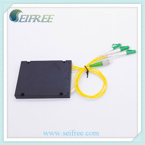 1X3 Fbt Fused 1550nm Fiber Optical Splitter for CATV EDFA pictures & photos