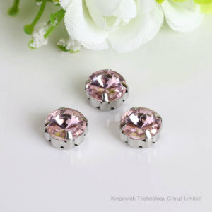Fashion Rhinestone in Sew on Setting for Garment Accessories pictures & photos