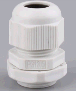 IP68 Waterproof Pg13.5 Nylon Cable Glands pictures & photos