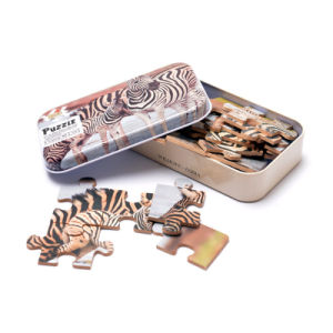 Hot Sale Rectangular Puzzle Metal Tins pictures & photos