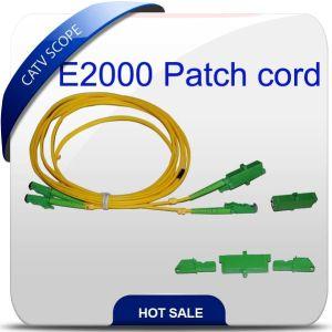 High Quality China Made E2000 Optical Fiber pictures & photos