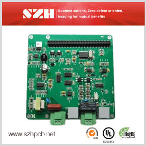 Multi Layer Rigid PCB Circuit Board Assembly PWB Manufacturer pictures & photos