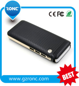 13000mAh Quick Charge Power Bank with LED Light pictures & photos