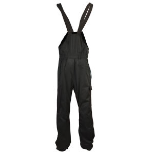 Workwear Men′s Bib Pants with Pockets on The Sides Factory pictures & photos