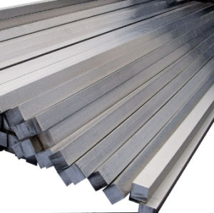 China Factory Square Steel Bar pictures & photos