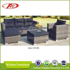 Round Rattan Outdoor Sofa Set (DH-866) pictures & photos