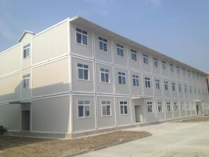 Modular Prefabricated Home Building Steel House Construction pictures & photos