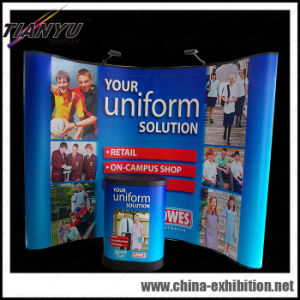 2016 Trade Show Aluminum Pop up Wall Display pictures & photos
