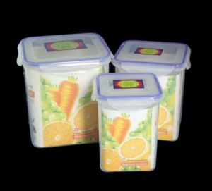 2015 High Quality Plastic Food Container with Different Size pictures & photos