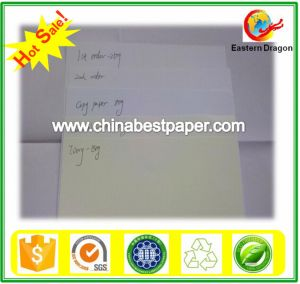 Eastern Dragon Factory Paper Offset 60GSM/White Paper pictures & photos