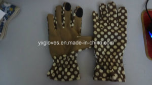 Garden Glove-Safety Glove-Work Glove-Hand Glove-Cheap Glove-Protective Glove-Touch Screen Glove pictures & photos