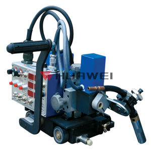 HK-5W Huawei Wavering Automatic Welding Machine pictures & photos