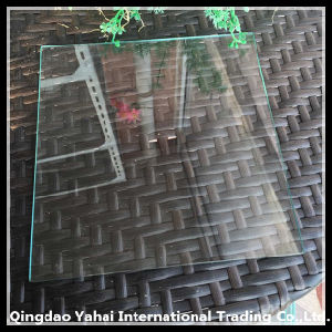 4mm C-Edge Clear Float Glass with Polished pictures & photos