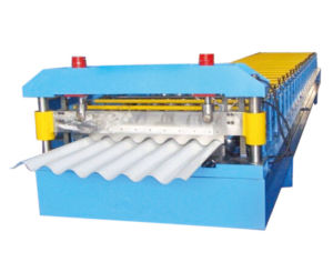 Bohai Corrugated Sheet Roll Forming Machine pictures & photos