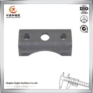 China manufacture Leaf Spring Upper Cast Pad in Semi Trailer Suspension Casting Trailer Parts Trailer Seat Spring pictures & photos