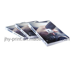 Perfect Binding High Qaulity with Punch Hole Catalog Printing Service (jhy-336) pictures & photos