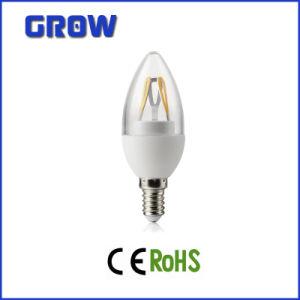New Item C37 5W E14/E27 COB LED Bulb Light pictures & photos