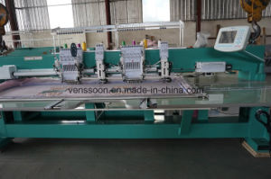 Flat+Coiling+Double Sequins Mix Embroidery Machine