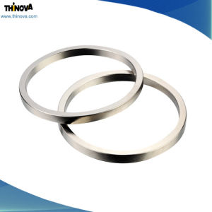Whlosale Sintered Neodymium NdFeB Radial Magnetic Ring Magnet pictures & photos
