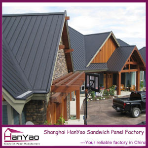 China Manufacture Standing Seam Floor Tile Roof System pictures & photos