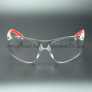 Light Weight Wraparound Lens Safety Glasses with Soft Tip Pad (SG123) pictures & photos