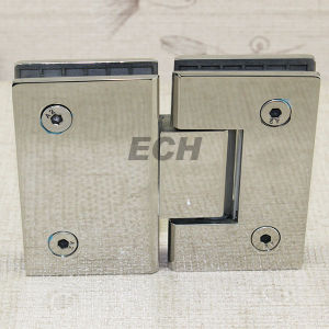 China Manufacturer 180 Stainless Steel Glass Folding Door Hinge (EGC-060) pictures & photos