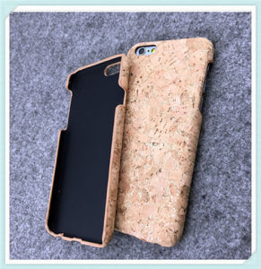 Real Wood Cork Cases for iPhone 6/6s/5/5s/S6/S6 Edge pictures & photos