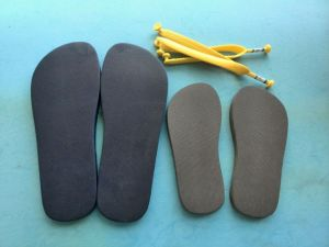 Beach Slipper Soling Sheet EVA Rubber Sheets Slipper Sole Flip Flop Sole pictures & photos