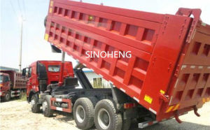 Big Horse Power Tipper Good Condition Tipper Truck for Sale pictures & photos