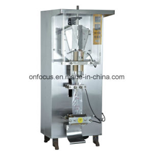 Small Scale Packaging Machine Drink Juice Liquid Pouch Packing Machine pictures & photos