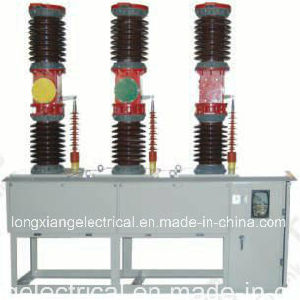 Zw7-40.5 High Voltage Vacuum Circuit Breaker for Outdoor pictures & photos