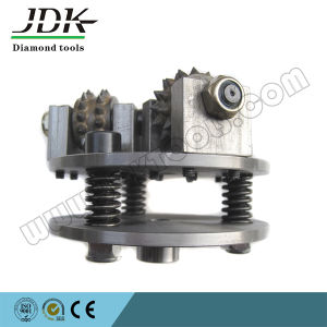9t Diamond Bush Hammer Wheel for Stone Grinding pictures & photos