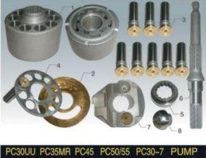 Komatsu Hydraulic Piston Pump Parts PC30uu PC35mr PC45 PC50/55 PC30-7 pictures & photos