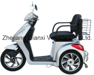 500W Electric Tri-Wheel Scooter/Three-Wheel Mobility Electric Scooter (ST095) pictures & photos