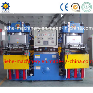 High Efficiency Reasonable Price Rubber Cake Mould Vacuum Machine pictures & photos