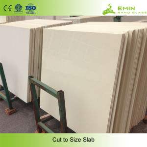 Stain Resistance Artificial Stone Tile Emin Nano Crystallized Glass Stone Panel pictures & photos