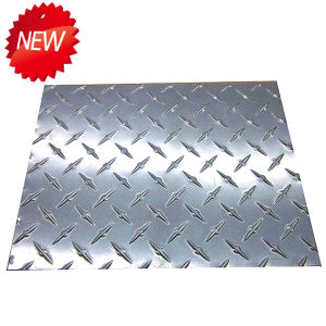 aluminium diamond plate for trailer fenders pictures & photos