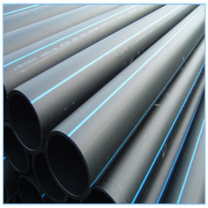 PE100 Plasitc Pipe for Gas Water Chemcial Sewage System pictures & photos