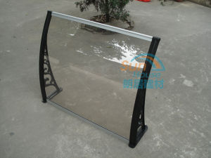 Rain Protection for Windows, Polycarbonate Outdoor Canopy