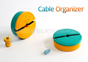 New Promotion Gift Cute Color Actto Cable Organizer pictures & photos