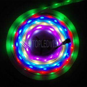 RGB Multi-Color 60LEDs/M SMD5050 Digital LED Strip Light with IC Built-in pictures & photos