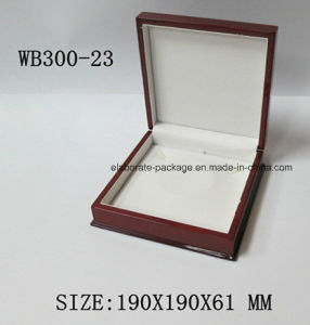 Hardwood Standard Handmade Antique Colletion Package Jewelry Box pictures & photos