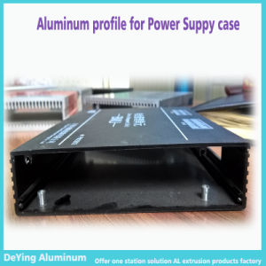 Aluminum Extrusion /Aluminium Profile Products Enclosure pictures & photos