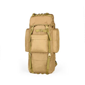 Outdoor Molle Sport Travel Mountaineering Backpack for Camping Cl5-0055 pictures & photos