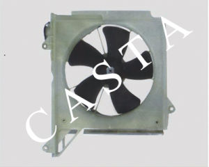 Universal Auto Radiator Cooling Fan Vios 03 pictures & photos
