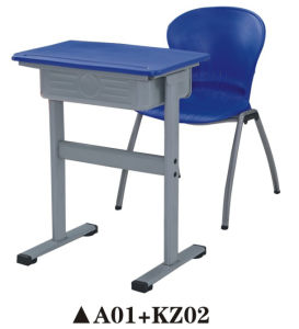 Hot Sale Student Furniture Student Desk and Chair pictures & photos