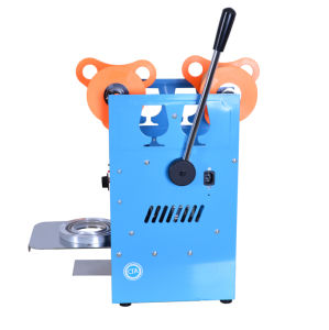 Cup Cup Happy Sealing Machine for Tea Cup pictures & photos